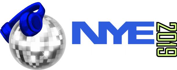 NYE Countdown барои Djs, Vjs, Nightclubs 2019