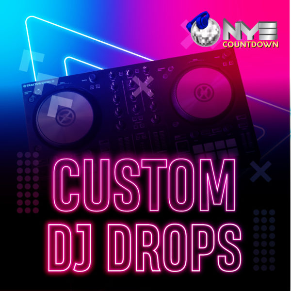Custom Dj Drops [Dry-Audio]