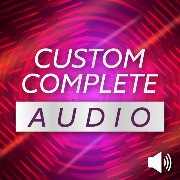 Complete Custom Countdown Audio - NYE 2020