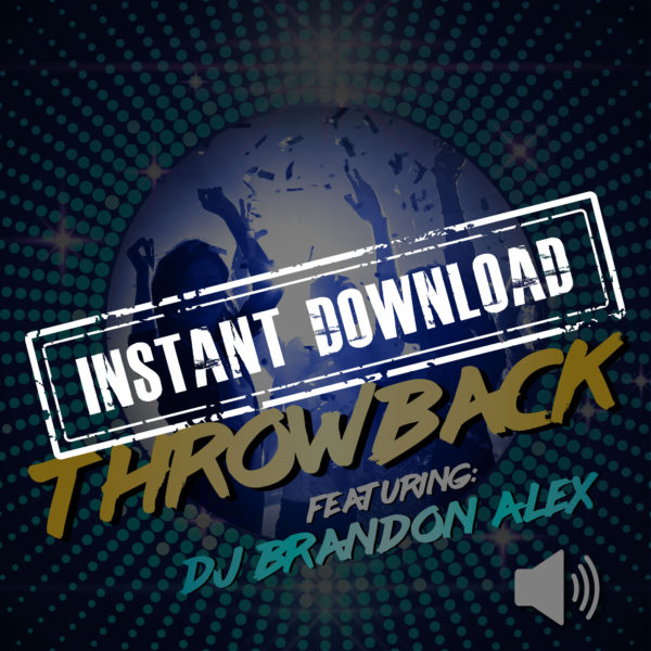 Throwback Audio - NYE 2020 - INSTANT DOWNLOAD