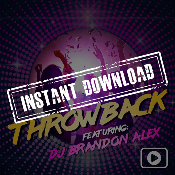 Throwback Video - NYE 2020 - INSTANT DOWNLOAD