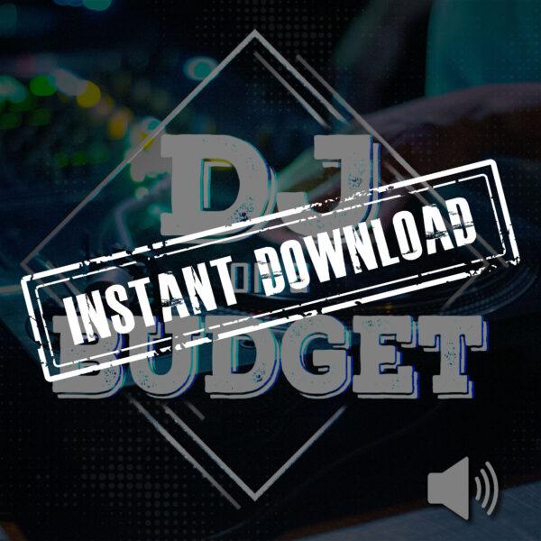 DJ Ar Gyllideb - DAU Munud yn Cyfri [Sain] - LAWRLWYTHWR INSTANT