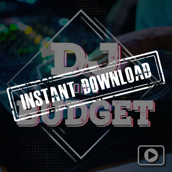 DJ On A Budget - TWO Minute Countdown [Video] YNSTANT DOWNLOAD