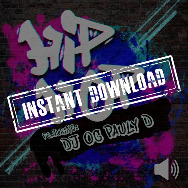 Hip Hop Audio - NYE 2020 - INSTANT DOWNLOAD