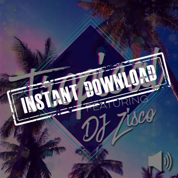 Audio Latino Tropical - NYE 2020 - INSTANT DOWNLOAD