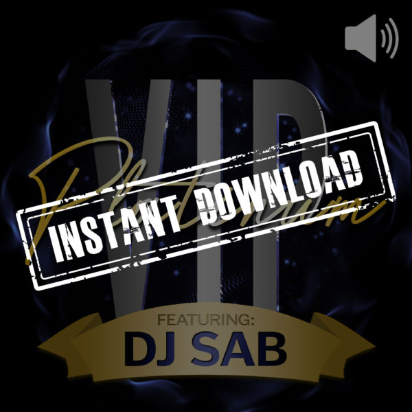 VIP Platinum Audio - NYE 2020 - INSTANT DOWNLOAD