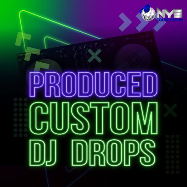 Custom Dj Drops [PRODUCED-Audio]