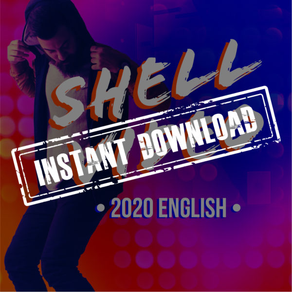 NYE 2020 - Fideo Shell [Saesneg] - INSTANT DOWNLOAD