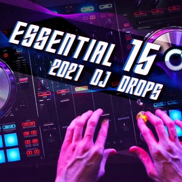 NYE 2021 Dj Drops