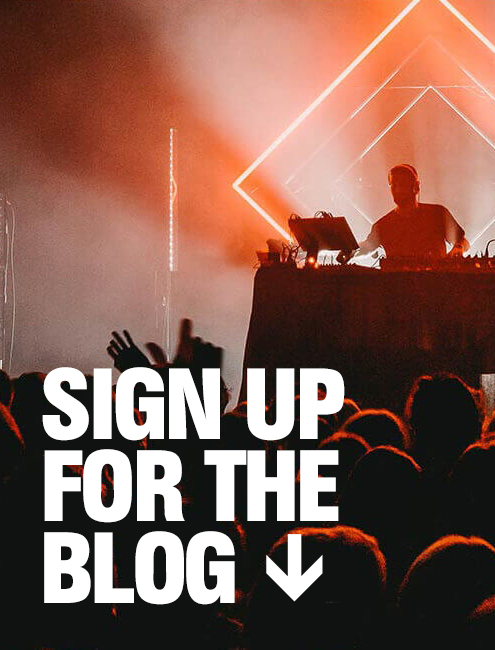 Blog Signup with NYE